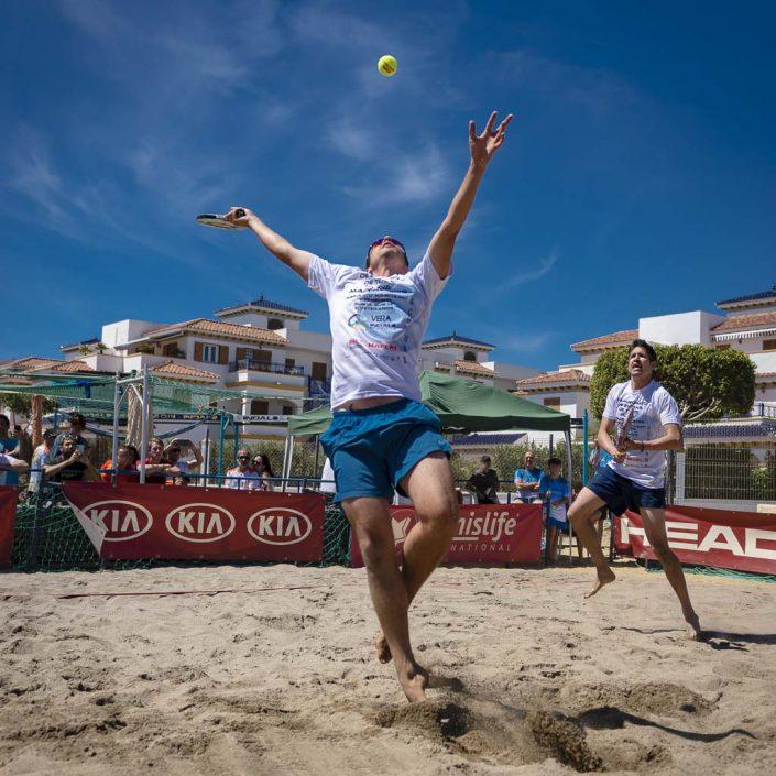 XVII Campeonato de España de Tenis Playa